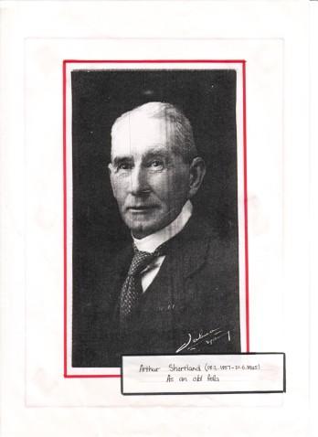 Arthur Shortland