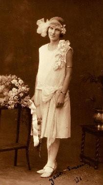 Violet May Abram.