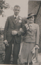 The wedding of Frederick and Ellen.