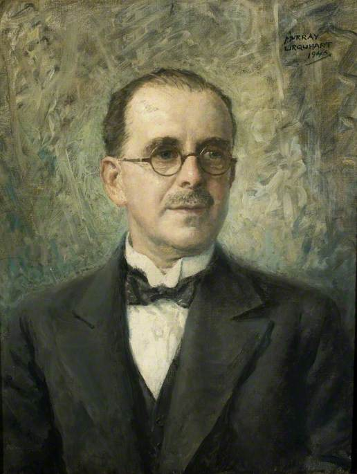 Urquhart, Murray McNeel Caird, 1880-1972; William Barratt, Benefactor to the Barratt Maternity Home